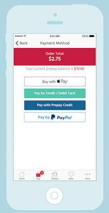 Postsnap pay apple pay card paypal